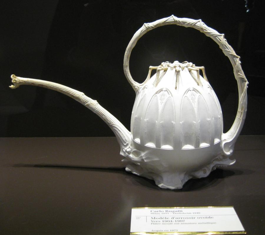 It could have been a teapot….