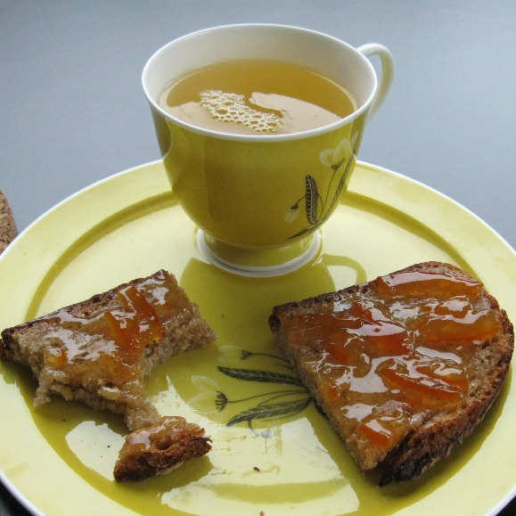 Tea and marmalade D