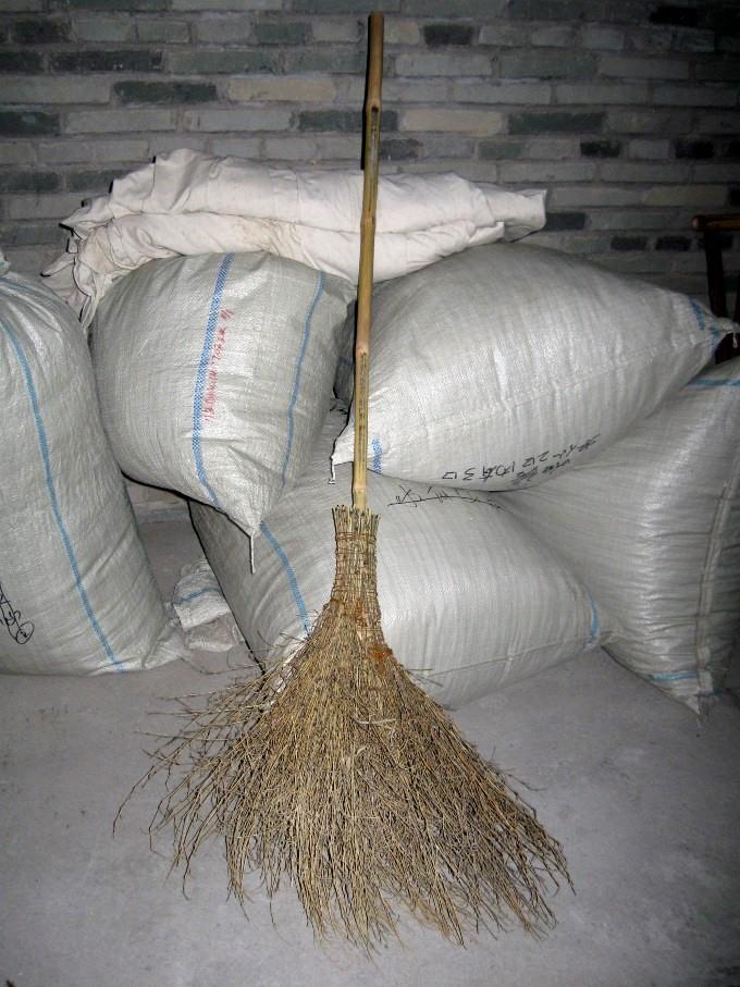 Broom in Wuyi