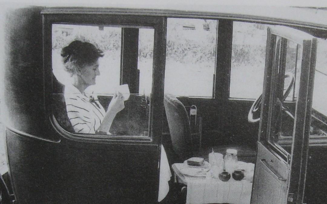 Tea in a Model T