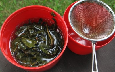MacGyvering oolong in the County
