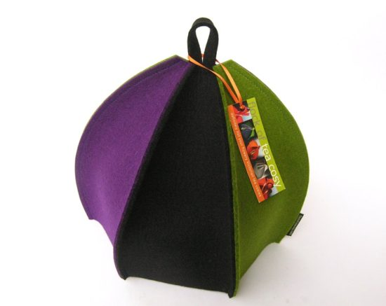 Multi Colored Tea Cozy