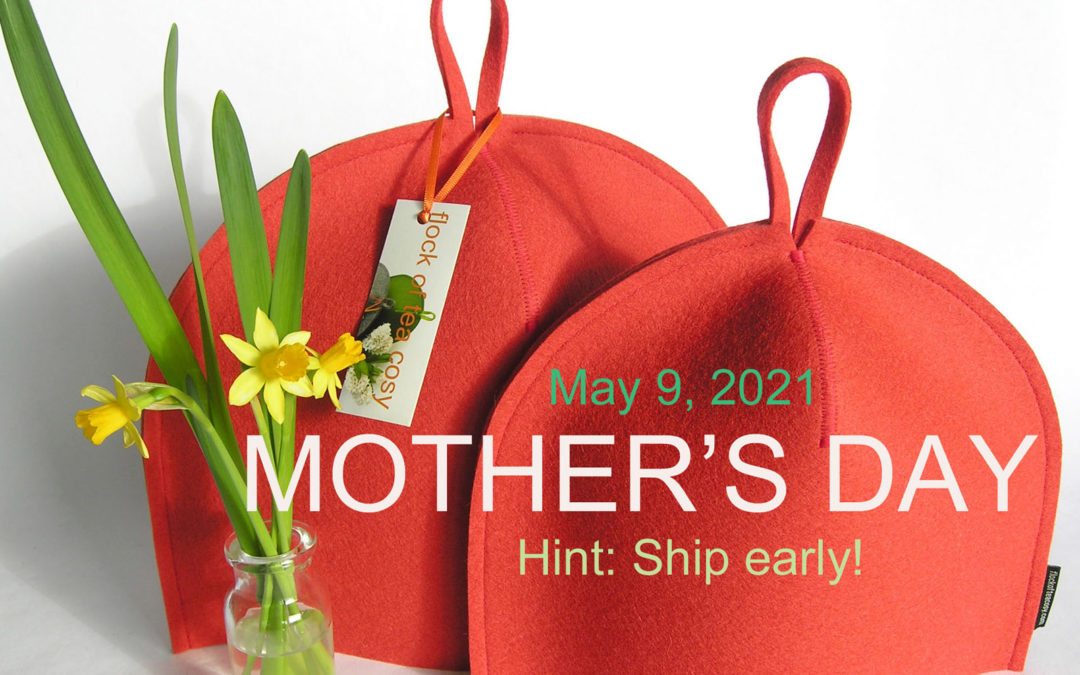 Order early for Mom