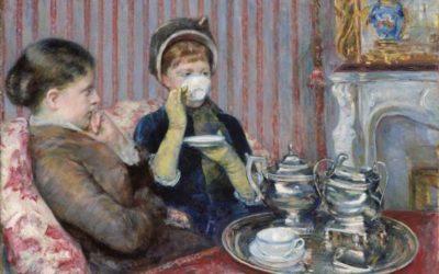 Not everyone got the hang of tea…