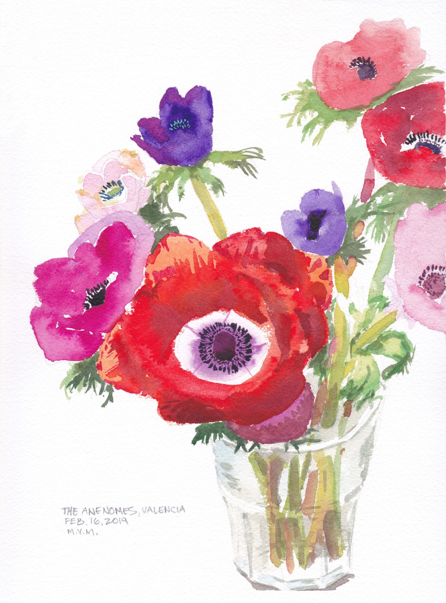DONATED to art in Long Term Care Homes (@cdnart_in_isolation project)