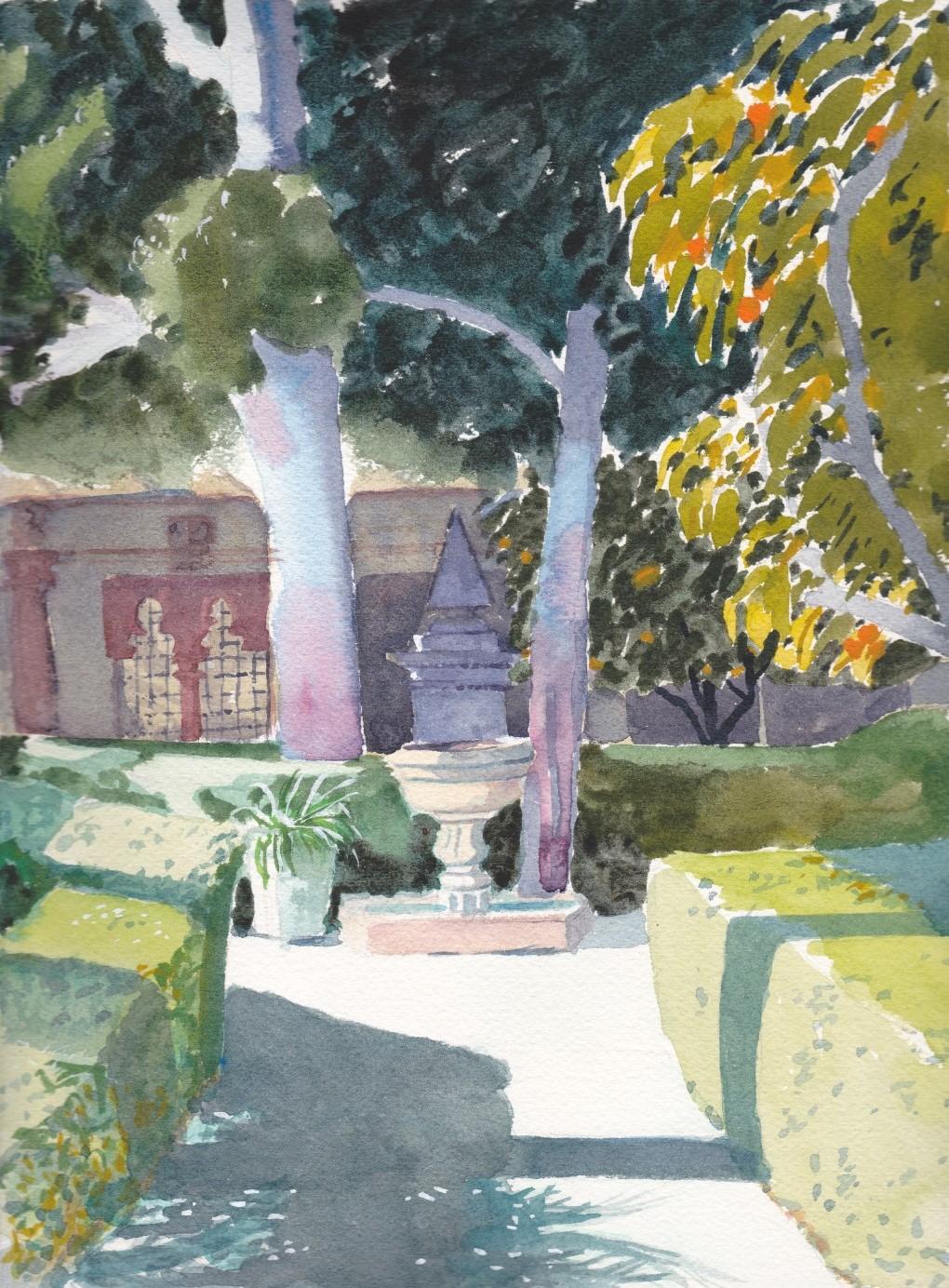 SOLD Bennlliure Garden, Valencia
